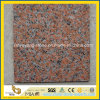 G562 Maple Red Granite Polished Floor Tile / Paving Tile