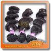 Preço de fábrica de cabelo brasileiro não processado de 100% Remy