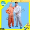 Wegwerfbares Reflective Safety Coverall für Workers