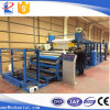 Máquina de estratificação da colagem automática do plutônio para a indústria têxtil