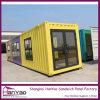 高品質20ft Customized Luxury Container House