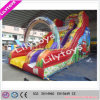 子供および大人のコマーシャルによってのためのLilytoysの巨大で膨脹可能なスライド使用されるスライド、スライドの警備員のゲーム