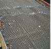 Stainless Steel에 있는 기술 Sieve적인 Vibrating Woven Wire Screen Cloth