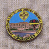 Изготовленный на заказ Gold мы Government Coin для Souvenir