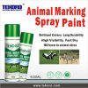Pintura de aerosol animal de la marca
