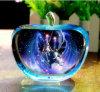Giften van de Ambacht van de Appel van het kristal de Kleurrijke Afgedrukte voor de Decoratie van het Huwelijk van de Verjaardag van de Valentijnskaart