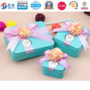 Wedding Candy를 위한 주문 Shaped Wedding Favor Box