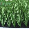 Verde caliente del vendedor 50m m con la hierba artificial del balompié del vástago