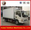 Camion de boîte de réfrigérateur de crème glacée glacée de JAC 4*2 130HP 15cbm