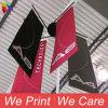 Bandiera d'attaccatura su ordinazione della bandierina di Blockout di goccia di stampa di Digitahi di promozione