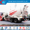 Beiben 6X4 12cbm Concrete Mixer Truck
