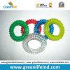 A corda segura plástica do suporte personalizada colore o cabo da cinta de pulso