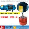 Kcd300-600kg 220V/380V 철사 밧줄 전기 호이스트 또는 철사 밧줄 모터 호이스트