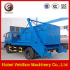 10m3, 10 Cbm, 10 Cubic Meter Roll off Garbage Truck