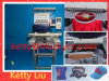 Machine van het Borduurwerk van Elucky de Nieuwste Enige Hoofd Geautomatiseerde met 15 Naalden