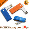 Самый новый горячий ключ USB кожи 2016