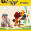 Brinquedo educacional plástico da construção para crianças