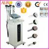 RF para el dispositivo de múltiples funciones cosmético de la cavitación de la cara y de la carrocería