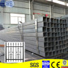 Sezioni vuote quadrate del acciaio al carbonio di Q235B ERW