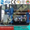 Горяче! Mclw12xnc-60*3000 большая гидровлическая машины гнуть/завальцовки плиты ролика CNC 4