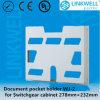 A4 A5 sortiert Dokumenten-oder Zeichnungs-Pocket Halter mit 3m dem selbstklebenden Band (WJ-2)