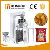 Machine de conditionnement verticale pour la nourriture coupée en tranches