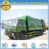 20 Cbm de Samengeperste Vuilnisauto van de Vrachtwagen van het Vervoer van het Huisvuil 6X4
