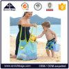 Sac d'emballage parti de plage de maille de sable pliable de promotion