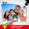 Бумага фотоего бумаги фотоего печатание Inkjet водоустойчивая лоснистая