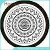 полотенце пляжа Mandala диаметра 1500mm круглое