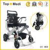 Precios plegables ligeros del sillón de ruedas eléctrico de la potencia de Ssuper