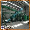 高品質ベースオイルへの不用な円滑油の石油精製所のプラント