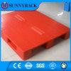 Fácil para la paleta grande del plástico de la capacidad de carga de los corredores de la superficie plana y limpia tres