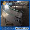 Fabricante todos los tipos de transportador de torneado de torneado del rodillo del acoplamiento de alambre del encadenamiento de la placa de cadena de la banda transportadora
