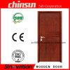 Modèle simple en bois de porte principale