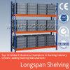 Сверхмощная полка пакгауза Longspan для промышленных разрешений хранения