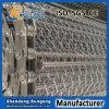 Lojas de transporte de congelação Cinto de tecido de malha de arame resistente ao calor