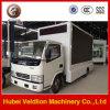 Camion di pubblicità mobile di Dongfeng P10 LED