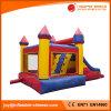 Замок раздувного скольжения дома прыжока раздувного комбинированный оживлённый (T3-203)