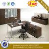 최신 인기 상품 금속 다리 사무실 테이블 나무로 되는 행정실 책상 (NS-ND115)