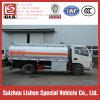 Camion diesel de réservoir de stockage de pétrole du réservoir de carburant petit 5000L