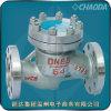 Clapet anti-retour de levage d'acier de moulage de pression nominale