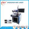 A imprensa e os instrumentos chaves precisam a máquina de gravura UV do laser da tabela