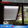 El aluminio eléctrico del diseño moderno ciega la ventana