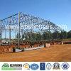 Construction en acier de structure préfabriquée moderne