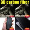Air Channels (Black)の1.52/1.27*30m 3D Carbon Fiber Vinyl Sticker