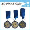 Alta qualità Medals con Blue Ribbon
