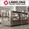 Máquina de rellenar de la botella de cristal de la fábrica de China del jugo automático de la bebida