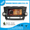 Car androide Audio para Toyota Highlander (2009-2012) con la zona Pop 3G/WiFi BT 20 Disc Playing del chipset 3 del GPS A8