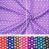 Anchura impresa 100%Polyester común el 150cm de la tela de Microfiber de la alta calidad para Hometextile